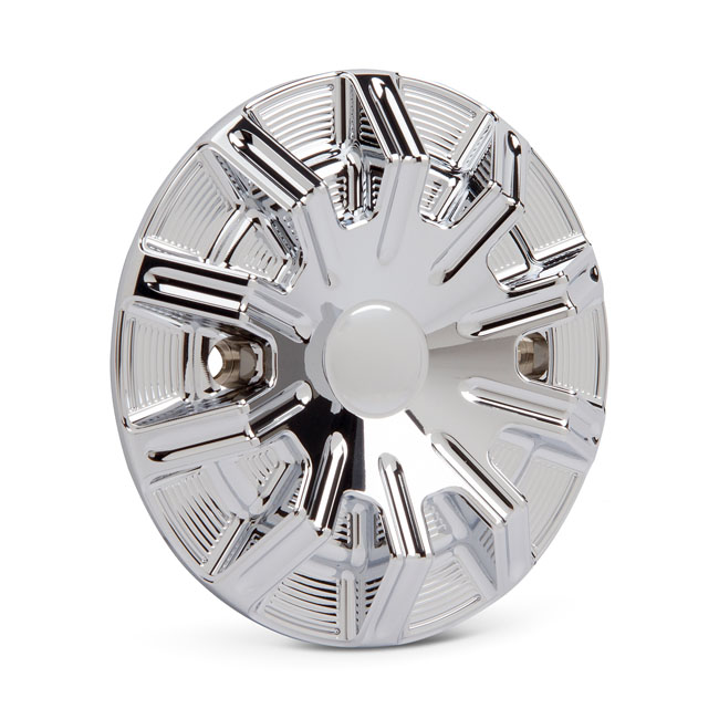 Ness 10-gauge stator cover chrome,bkr.mcsh.569831