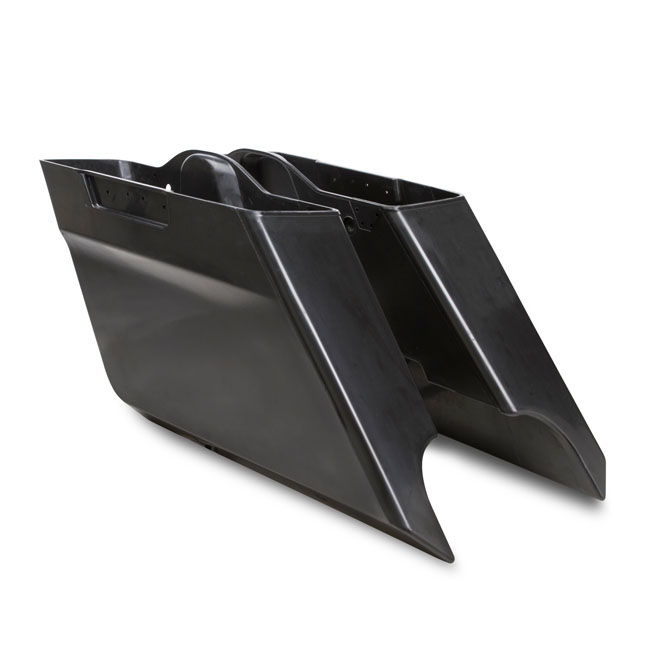 Ness ABS Down N Out saddlebag, left side,bkr.mcsh.572886