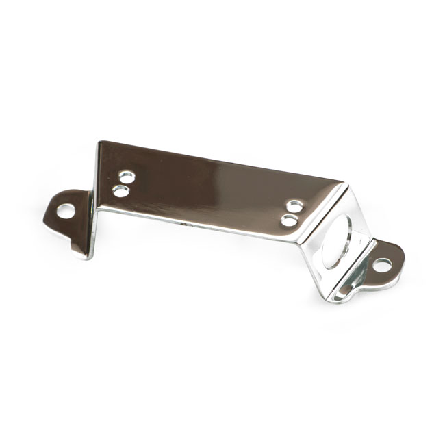 REGULATOR BRACKET, CHROME,bkr.mcsh.514985