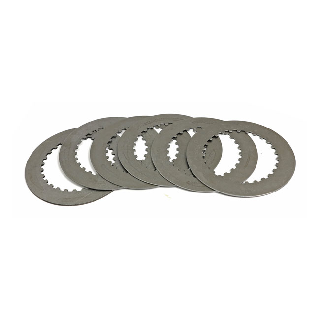REPL. CLUTCH STEEL PLATE SET,bkr.mcsh.552078