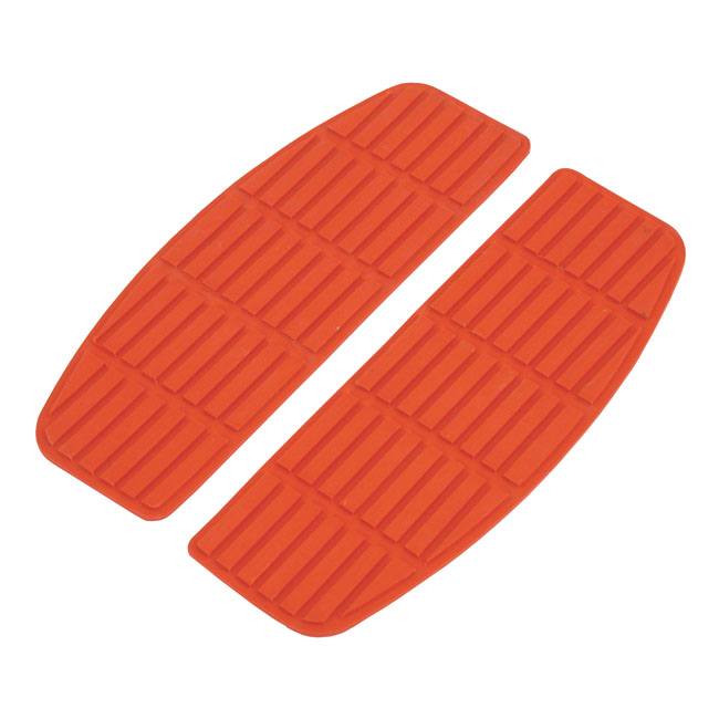 REPL PAD, RECTANGULAR FLOORBOARDS.RED,bkr.mcsh.515106