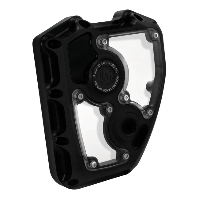 RSD CLARITY TIMING COVER, BLACK OPS,bkr.mcsh.589498
