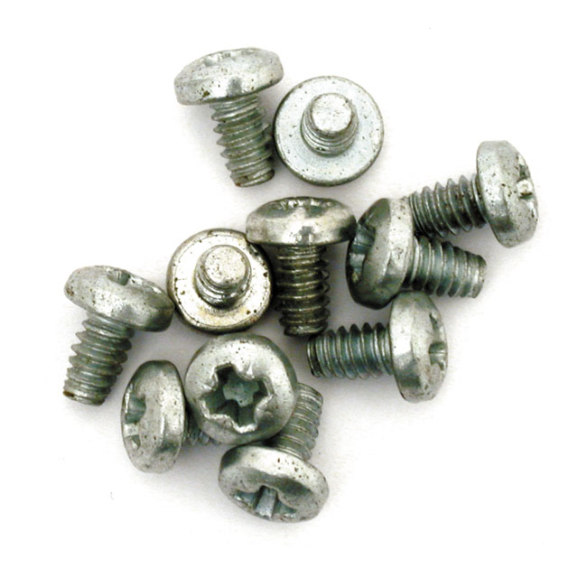 SCREW NO. 6-32 X 1/4 PHILIPS HD,bkr.mcsh.901050