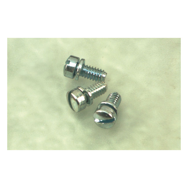 S&S AIR CLEANER BACKPLATE SCREW,bkr.mcsh.531327