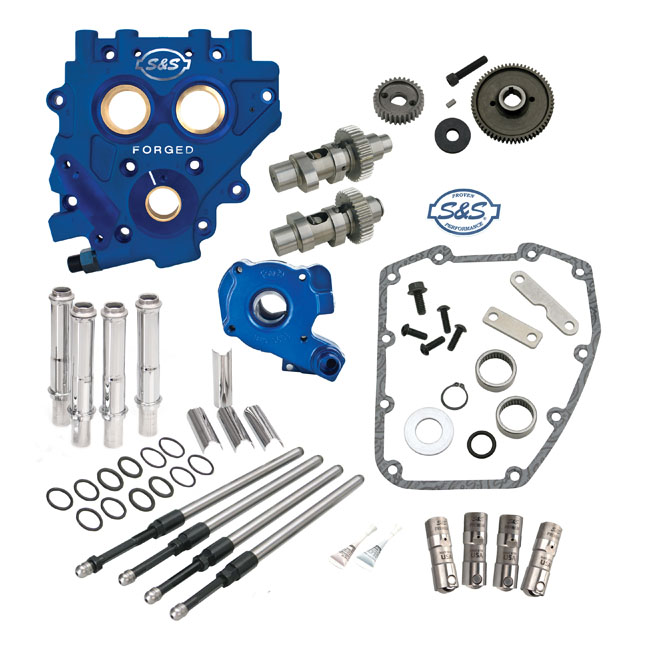 S&S CAM CHEST KIT COMPLETE,bkr.mcsh.536983