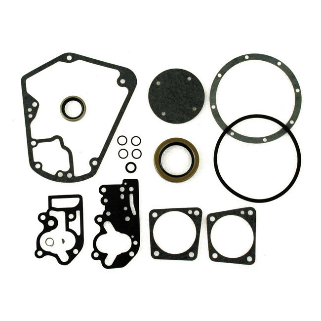 S&S LOWER END GASKET SET,bkr.mcsh.977912