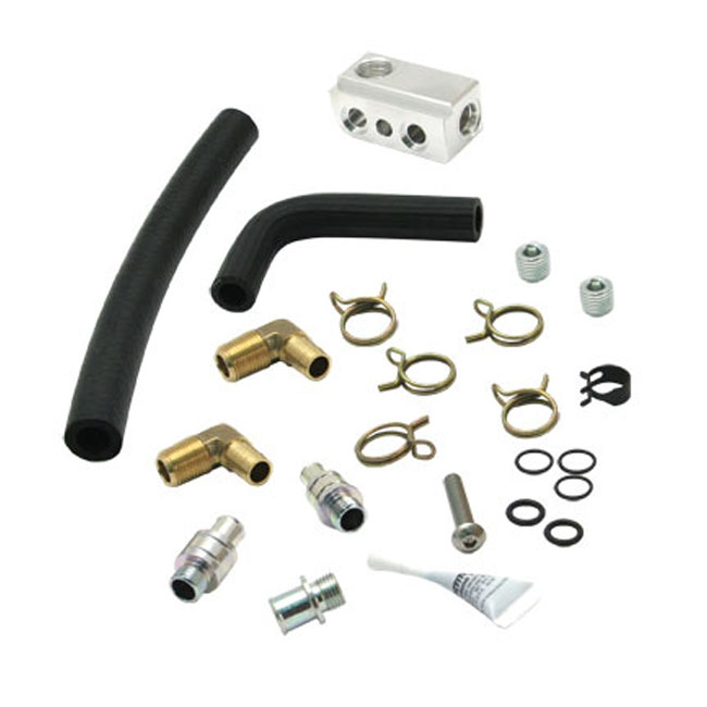 S&S OIL LINE INSTALLATION KIT,bkr.mcsh.558666