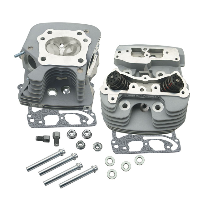 S&S SUPERSTOCK CYLINDER HEAD KIT,bkr.mcsh.531833