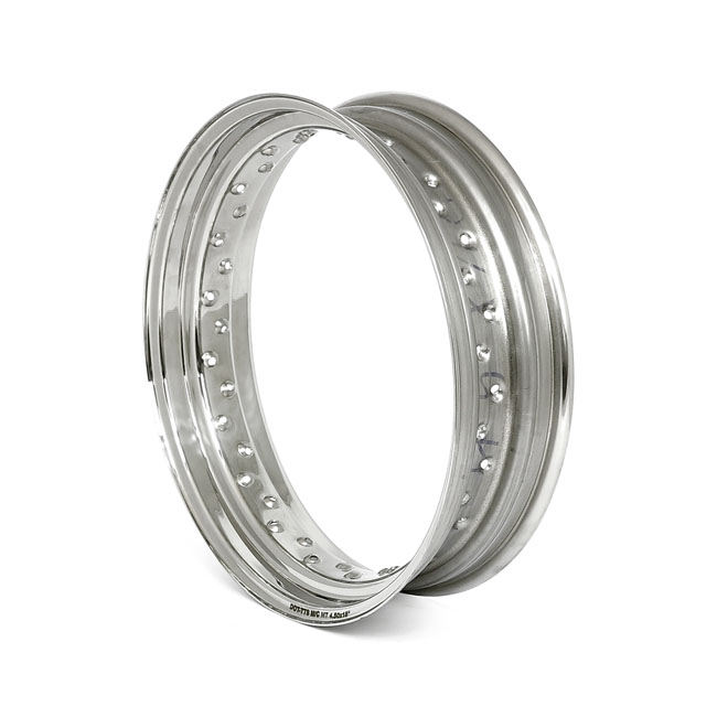 STAINLESS RIM 4.50 X 15. 80 SPOKE,bkr.mcsh.508048