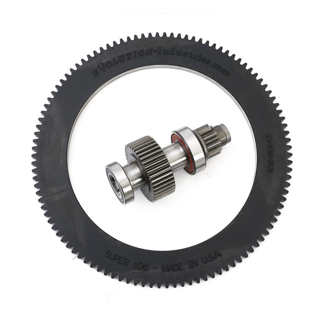 STARTER RING GEAR KIT 'SUPER 106',bkr.mcsh.552063