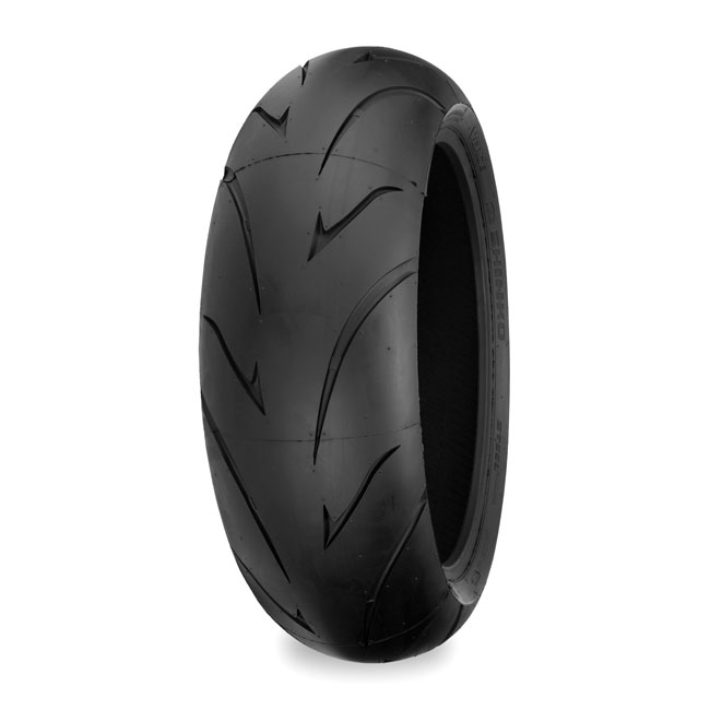 Shinko 011 rear tire 150/80ZR16(71W) TL,bkr.mcsh.586299