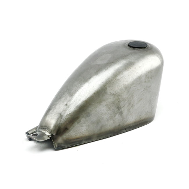 Sportster steel gas tank super narrow, 1.6 gallon,bkr.mcsh.569213