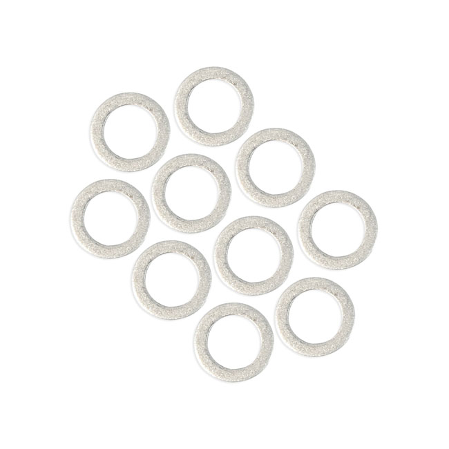 TRW brake line washers 10mm,bkr.mcsh.567370