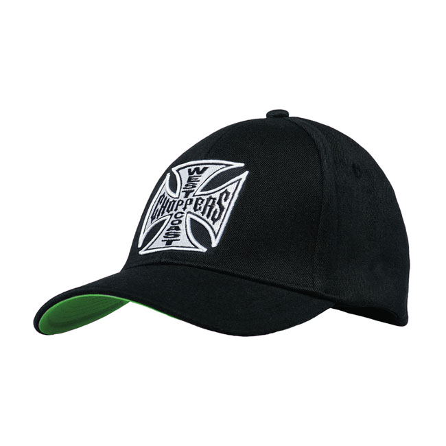 WCC OG Cross Round bill cap black,bkr.mcsh.566207