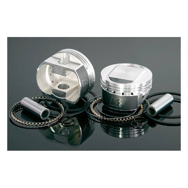 WISECO PISTON KIT, 10.5:1CR. +.020 INCH,bkr.mcsh.912673