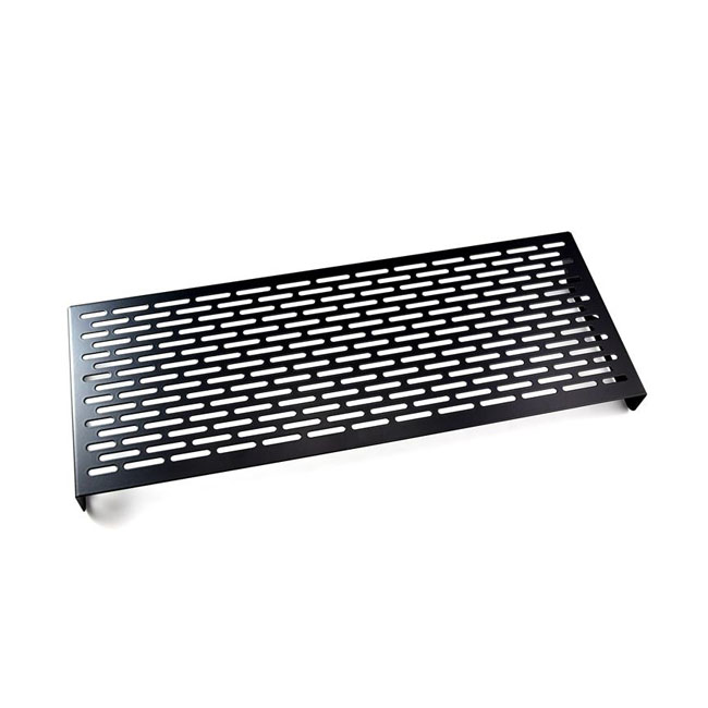 Zieger radiator cover # 2 black,bkr.mcsh.592711