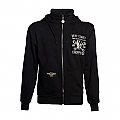 WCC High Speed zip hoodie black